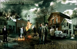 10 raisons d'aimer… « Supernatural »